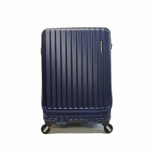 エンドー 1-281 ENV スーツケース フリクエンター FREQUENTER malie  エンボスネイビー