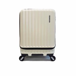エンドー 1-281 EIV スーツケース フリクエンター FREQUENTER malie  エンボスアイボリー