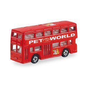 タカラトミー トミカ 095 ロンドンバス(ブリスター)