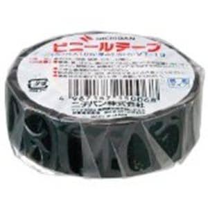 ニチバン ビニールテープ VT-19 黒 VT-196