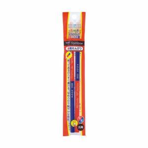 トンボ鉛筆 BSA-262 赤青鉛筆 8900VP