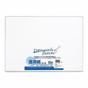 マルアイ エ-P4 画用紙 4ツ切 5枚パック