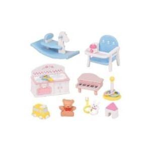 エポック社 シルバニアファミリー カ-211 赤ちゃんおもちゃセット