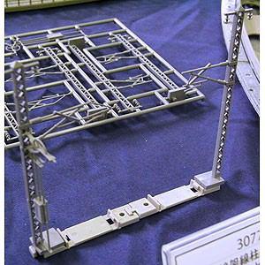 トミックス (N) 3077 単線架線柱・鉄骨型 24本セット
