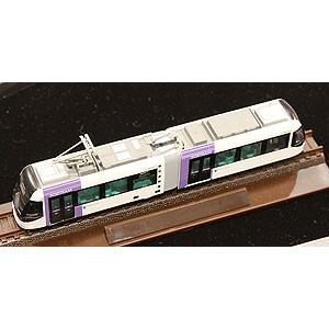 トミーテック 222170 鉄道コレクション 富山ライトレール(紫) TLR0607