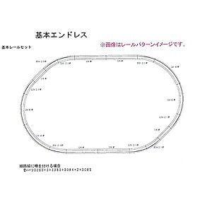トミックス (N) 91011 カントレール基本セット(レールパターンCA)