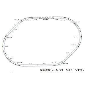 トミックス (N) 91013 カントレール立体交差セット(レールパターンCC)