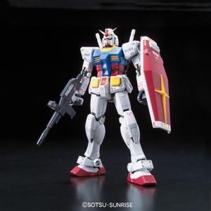 バンダイRGシリーズRG01  RX-78-2  ガンダム