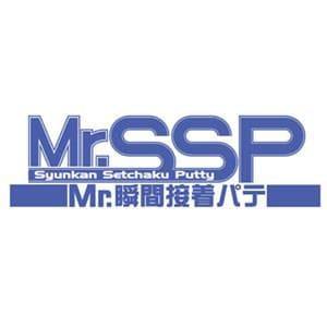 GSIクレオス Mr.SSP(瞬間接着パテ)(MJ200)