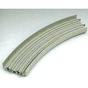 カトー (N) 20-544 ユニトラック 複線高架曲線線路 R414/ R381-45 カント付き 2本入り