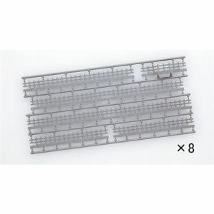 トミックス Nゲージ 3055 ワイドレール用柵(F)(C541・S72.5・S70・E・ワイド化PR(L)541(280)・PX280)(8枚入)