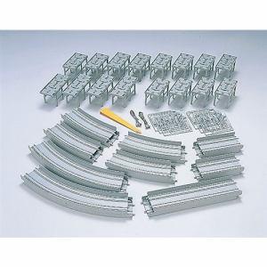 トミックス 91079 高架複線スラブ大円セット 91079 高架複線スラブ大円セット 鉄道模型