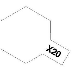 タミヤ タミヤカラー アクリル溶剤特大(X-20A 250ml)