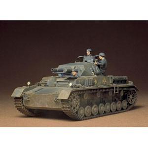 タミヤ 1/ 35 ミリタリーミニチュアシリーズ ドイツ IV号戦車D型 (35096)