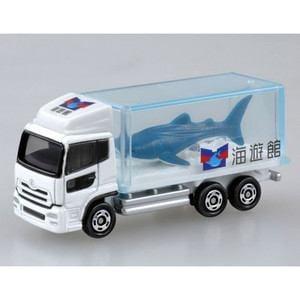 タカラトミー トミカ 069 水族館トラック(サメ)