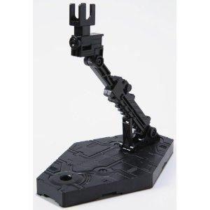 バンダイ ガンダム プラモデル ガンプラ アクションベース02 ブラック