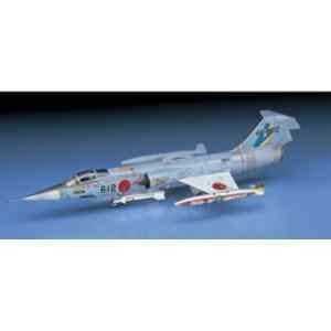 ハセガワ 1/ 72 F-104J/ CF-104 スターファイター(D16)プラモデル