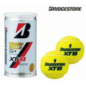 ブリヂストン BRIDGESTONE 硬式テニスボール XT-8 2個 BBA2XT