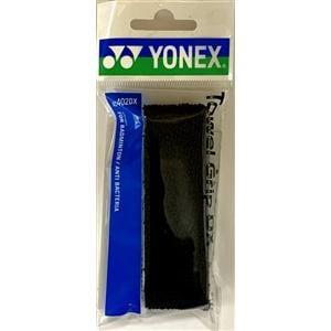 ヨネックス AC402DX タオルグリップDX(バドミントン用・1本入)   ブラック