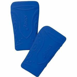 アシックス XSP020 45 レガース アシックス サッカー 15cm ブルー