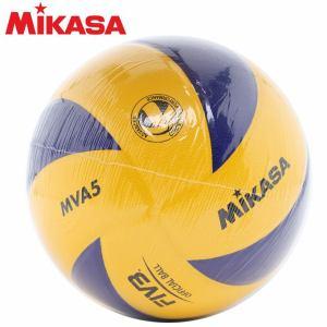 ミカサ MIKASA バレーボール メンズ レディース 練習球5号 MVA5