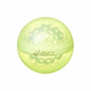 アシックス GGP307 04 ハイパワーボール X-LABOディンプル アシックス パークゴルフ  イエロー