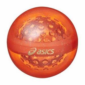 アシックス GGP307 24 ハイパワーボール X-LABOディンプル アシックス パークゴルフ  ルビー