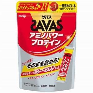 明治 CZ2451 CZ2451 アミノパワー11 パイナップル SAVAS プロテイン 46.2g