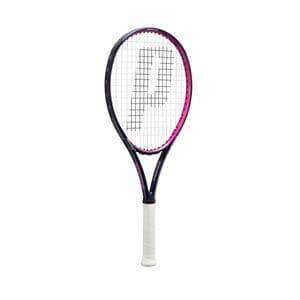 グローブライド 7TJ051 SIERRA26(シエラ26) テニスラケット グリップサイズ0(4) ストリング張上げモデル 専用フルケース付き prince(プリンス) キッズ&ジュニア  ネイビー×マゼンタ