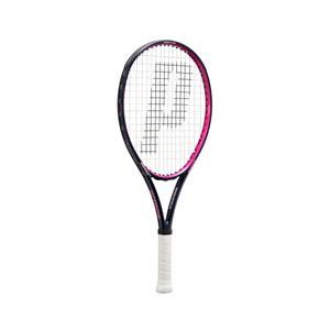 グローブライド 7TJ052 SIERRA25(シエラ25) テニスラケット グリップサイズ0(4) ストリング張上げモデル 専用フルケース付き prince(プリンス) キッズ&ジュニア  ネイビー×マゼンタ