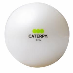 ツインズ CF-004 ソフトウェイトボール 1kg CATERPY [FITNESS] パールホワイト