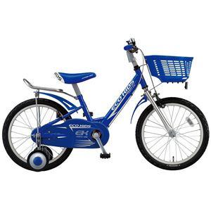ブリヂストン EK14S6 2A624A0 幼児用自転車 エコキッズスポーツ 14型 ブルー