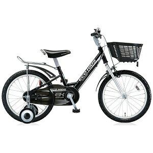 ブリヂストン 16型 幼児用自転車 エコキッズスポーツ(ブラック/シングルシフト) EK16S6