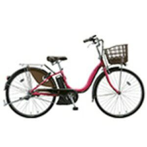 ブリヂストン 26型 電動アシスト自転車 アシスタDX(E.X ディープピンク) A6DC39【2018年モデル】