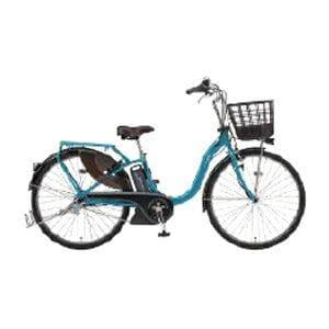 ヤマハ 24型 電動アシスト自転車 PAS With(アクアシアン/内装3段変速)PA24BGWL9【2019年モデル】