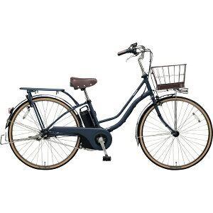 パナソニック 26型 電動アシスト自転車 ティモ・I(マットネイビー/内装3段変速)BE-ELTA632【2019年モデル】