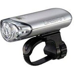 キャットアイ HL-EL145 自転車用LEDライト シルバー