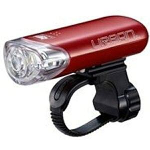 キャットアイ HL-EL145 自転車用LEDライト レッド