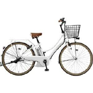ヤマハ 26型 電動アシスト自転車 PAS Ami(スノーホワイト/内装3段変速)PA26EGA9J【2019年モデル】