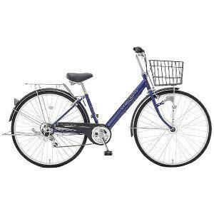 アサヒサイクル 27型 自転車 ジオクロスAT(コバルトブルー/外装6段変速)FV76AC