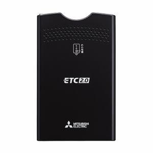 三菱電機 EP-B016SRBW 12V専用 光VICS対応ETC2.0本体(ナビ連動専用)