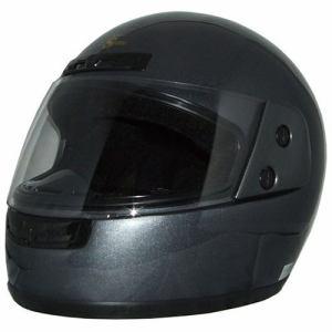 石野商会 FS-205B フルフェイスヘルメット FS-JAPAN 57cm~60cm未満 ガンメタ