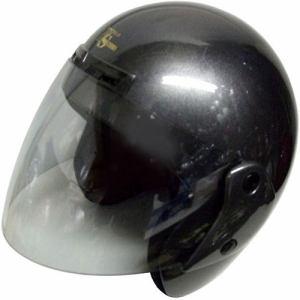 石野商会 FS-505B ジェットヘルメット FS-JAPAN 57cm~60cm未満 ガンメタ