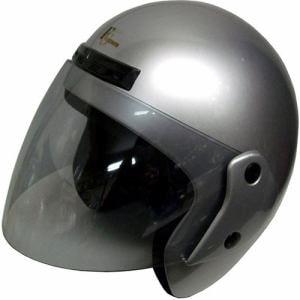 石野商会 FS-505B ジェットヘルメット FS-JAPAN 57cm~60cm未満 シルバー