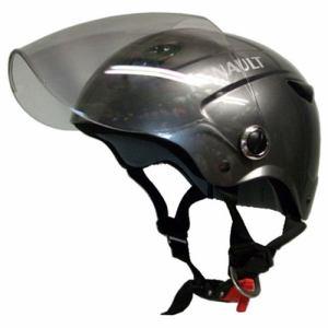 石野商会 RN-666B RENAULTシールド付きハーフヘルメット RENAULTMOTORCYCLE 57cm~60cm未満 チタン