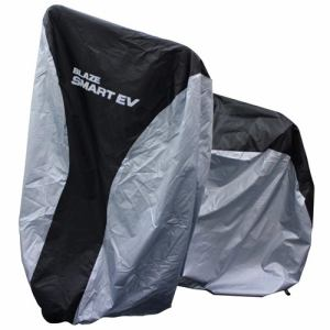 ブレイズ SMART EV 専用スタンド 専用バイクカバー シルバー