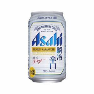 アサヒ スーパードライ 瞬冷辛口 350ml