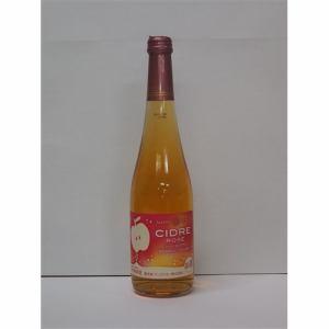 マンズワイン シードル・ロゼ 果実酒(ワイン) 500ml 7度
