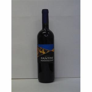 ファンティーニ モンテプルチアーノ ダブルッツォ 果実酒(ワイン) 750ml 13度