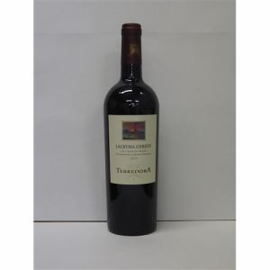 テッレドーラ ラクリマ・クリスティ デル・ヴェスーヴィオ ロッソ 2005 果実酒(ワイン) 750ml 14度